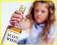 Grande-Bretagne: l'alcoolisme des enfants est préoccupant