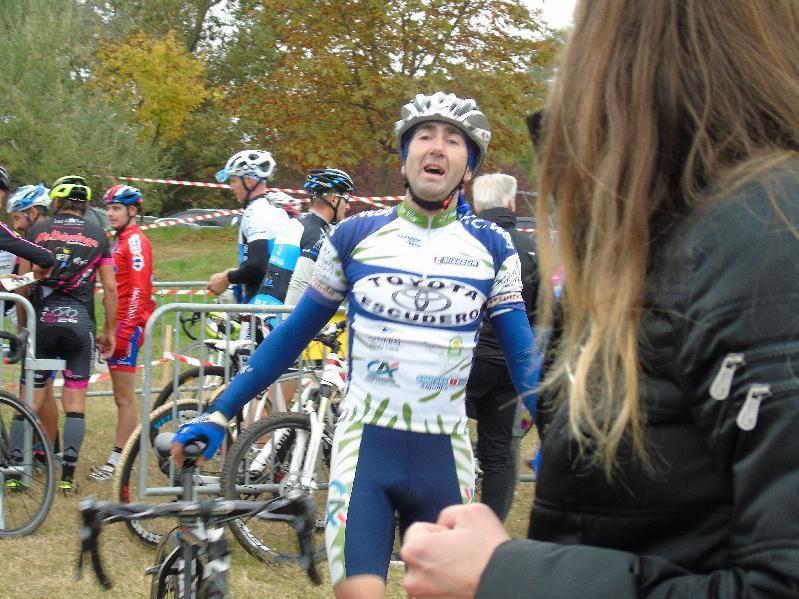 Samedi 29/10/2016 - Cyclo-cross FSGT du mamelon à Décines_Photos épreuve adulte