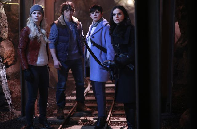 Critiques Séries : Once Upon a Time. Saison 5. Episodes 13 et 14.