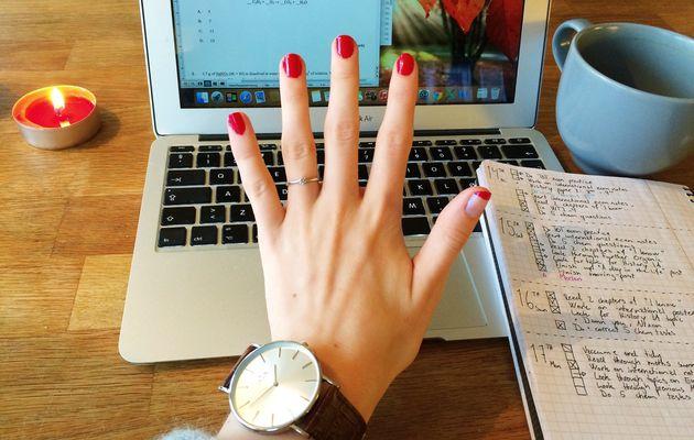 Ma vie professionnelle de blogueuse