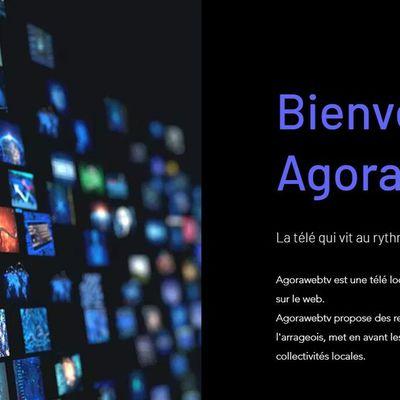 Découvrez notre nouveau site Agorawebtv