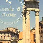 Croisière en Méditerranée / Escale #5 à Rome