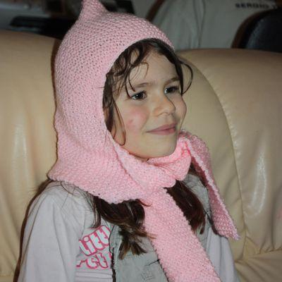 Bonnet Echarpe
