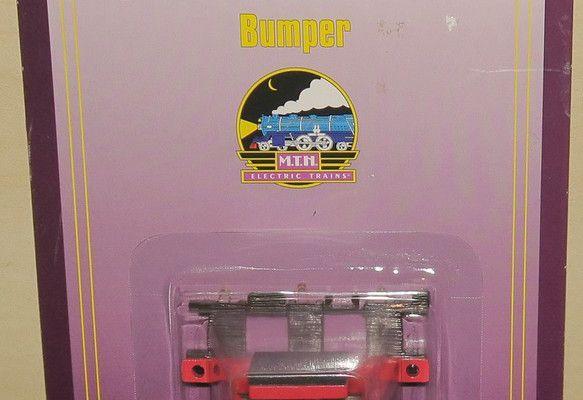 Bumper ScaleTrax 45-1025 échelle O MTH