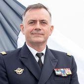 Entretien avec l'amiral Pierre Vandier, chef d'état-major de la Marine