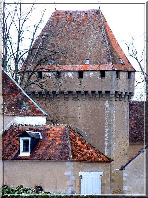 Diaporama château de La Motte-Feuilly