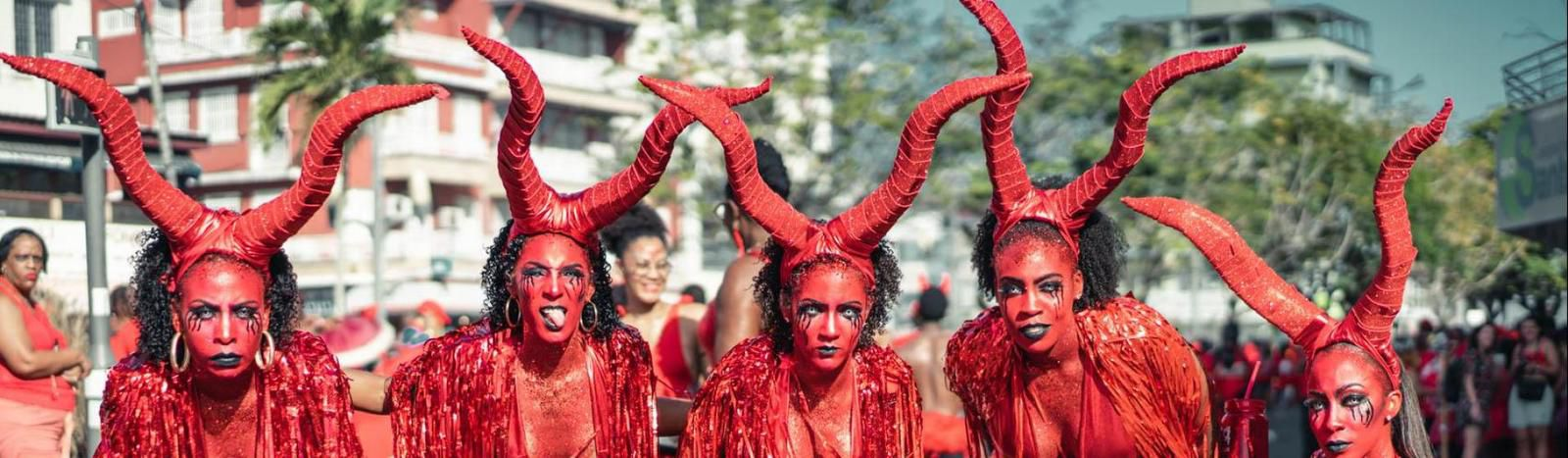 Carnaval 2021 sur Martinique la 1ère !