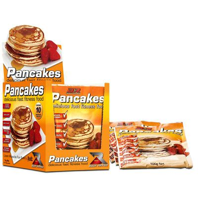 You Can Have Your Pancakes and Stay Fit Too