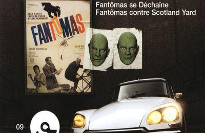 """1967 : Michel Magne sur """"Fantômas contre Scotland Yard """""""