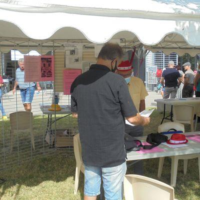 Le Collectif Rencontres Citoyennes Rhodaniennes présent - pour la première fois - aux forums des communes