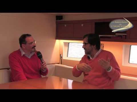 Interview vidéo - Comment l'Océanis 52 Bénéteau est finalement devenu l'Océanis... 55 !