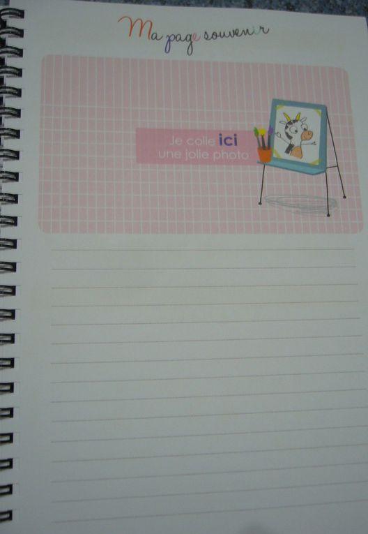 Mon carnet de liaison Babynote, un indispensable pour assistante Maternelle, crèche, baby sitter !