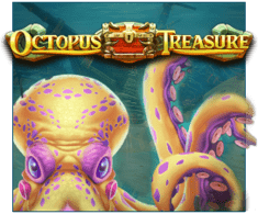 machine a sous Octopus Treasure logiciel Play'n Go