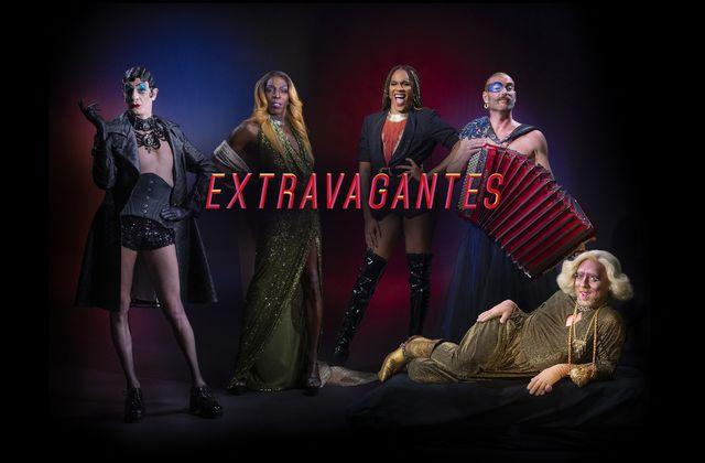 Extrait vidéo d'Extravagantes, cabaret-show mensuel, dès ce samedi 28 novembre en fin de soirée.