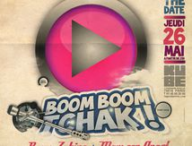 Artwork Boom Boom Tchack !