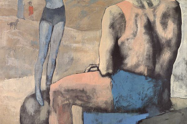 Picasso bleu et rose – De l'arlequinade des styles à la naissance de l'art moderne