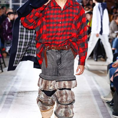 Y/PROJECT FALL WINTER 2018 MENSWEAR COLLECTION PFW