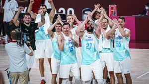 Jeux Olympiques : la Slovénie se qualifie pour les demi-finales en écrasant l'Allemagne