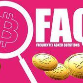 Bitcoin et Crypto monnaies : Réponse aux questions les plus courantes qui m'ont été posées - Ensemble pour Réussir