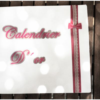 Calendrier d'or