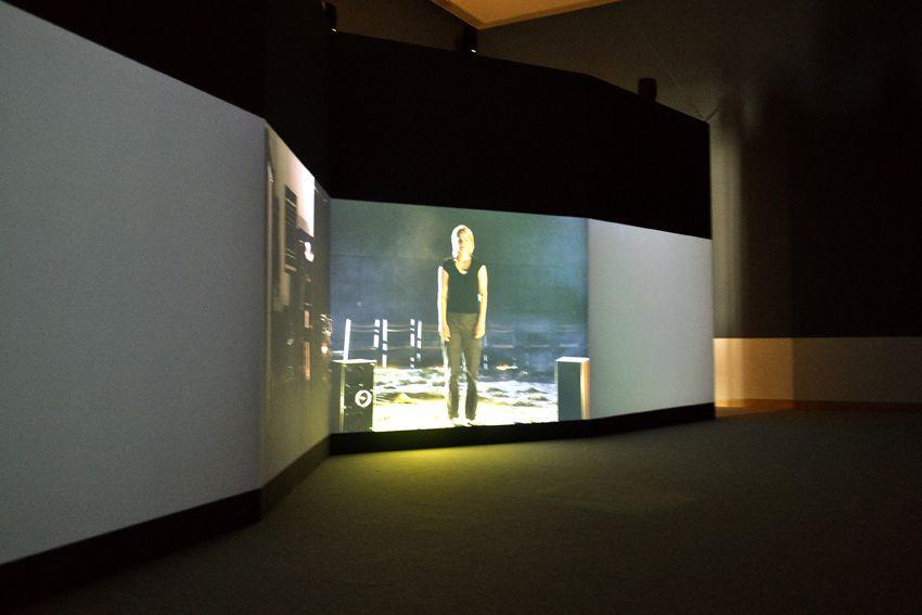 Exposition Nîmes Carré d'Art