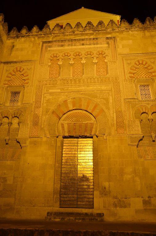 Cordoue, ses rues, ses musées et monuments, ses patios
