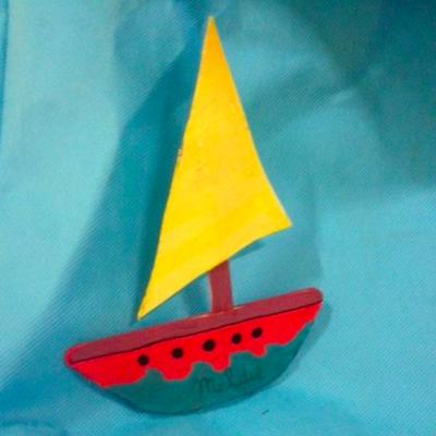 Tuto bateau en bois