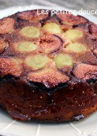 Gâteau mi figue mi raisin