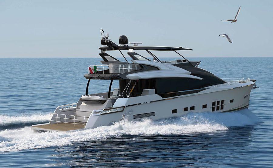 Adler Yacht lance la construction du premier Suprema X