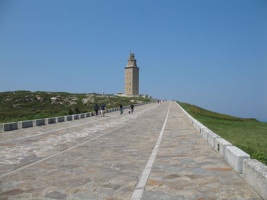 La tour d'Hercule est le seul phare romain — et le plus ancien phare au monde — en fonctionnement de nos jours. Il a été inscrit sur la liste du patrimoine mondial le 27 juin 2009...