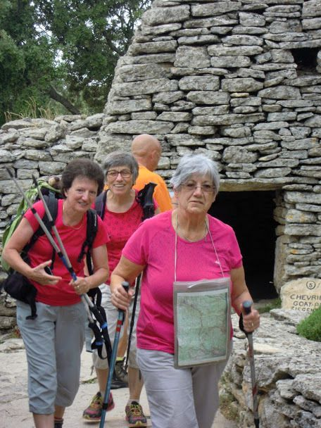Mercredi 31 Mai : Village des Bories - Gordes