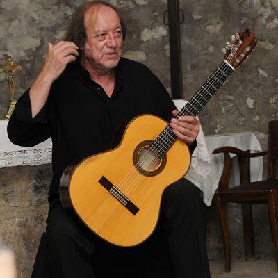 Juan Francisco, concert à Banyuls-sur-Mer, vendredi 17/9, à 18h- Littérature : prix Mare nostrum