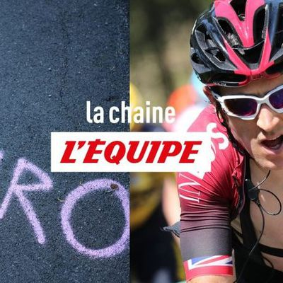 18e Etape ce jeudi ! Le Tour d'Italie à suivre en direct sur la chaine l'Equipe !