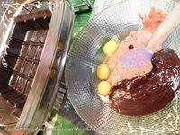 Fondant au chocolat et haricots rouges de Tatiana Silva