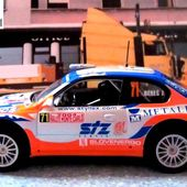 FASCICULE N°72 HYUNDAI ACCENT WRC MONTE CARLO 2004 JOSEF BERES PETR STARY. - car-collector.net