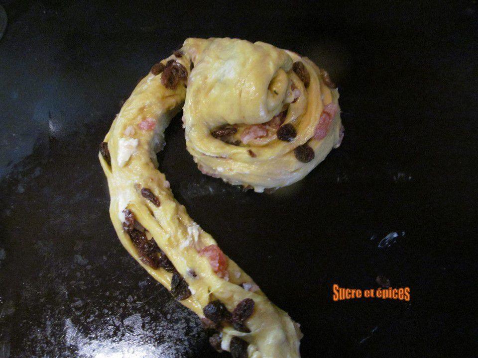 Brioche Cruffin pour Pâques - Recette en vidéo