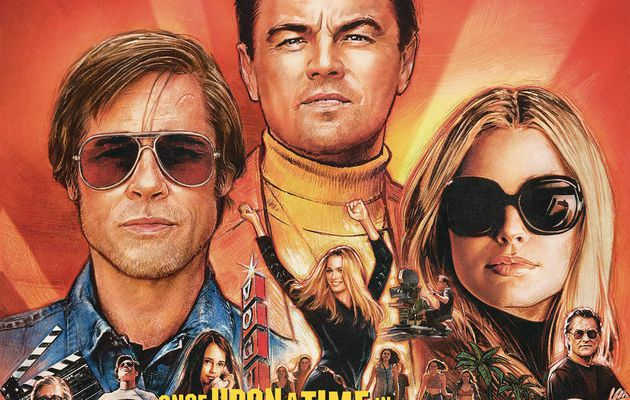 📽️ Once Upon a time ... in Hollywood