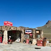 Cool Springs (Ed's camp), Arizona - Picture of Cool Springs Station, Oatman - TripAdvisor