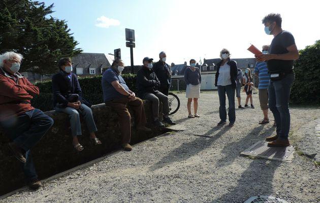 Sur les traces de la Libération de Saint-Sauveur-le-Vicomte