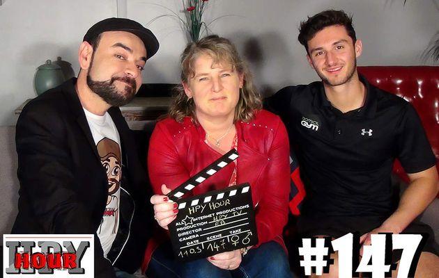 HPy Hour #147 avec Birdy Cherry (Mars 19) | HPyTv La Télé des Pyrénées