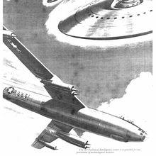 ovni/ufo: L'observation de Davis-Monthan (1952)