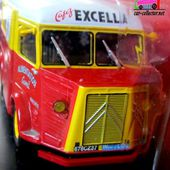 FASCICULE N°91 CITROEN TYPE HY CAFES EXCELLA IXO 1/43. - car-collector.net