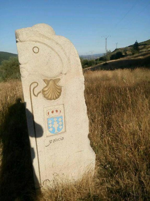 L'entrée en Galice.