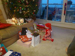 Quand l'arrivée du Père Noël met en péril la routine pourtant bien installée du sommeil de Bébé