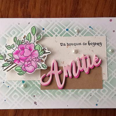 Carte Amitié