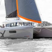 Scoop - First Pictures of the New Excess 12 Catamaran - Yachting Art Magazine