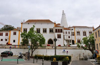 Palais national de Sintra, Portugal