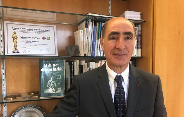 """Harkis : """"La France n'a pas rempli sa part du contrat"""" rappelle le maire de Volvic (Puy-de-Dôme)"""