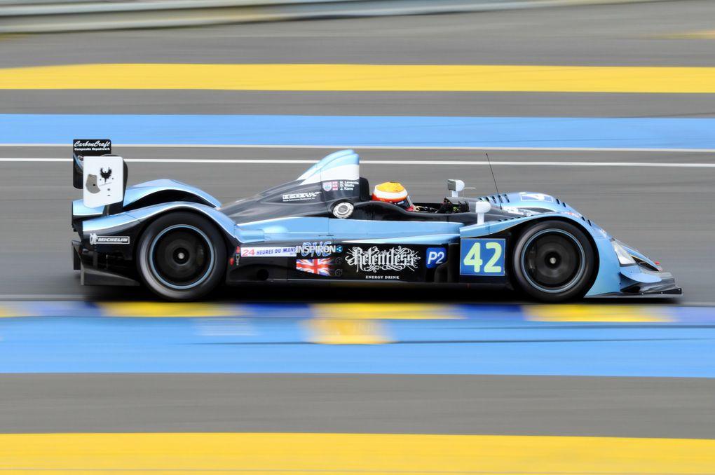 Notre Le Mans 2010 sur le poste 121