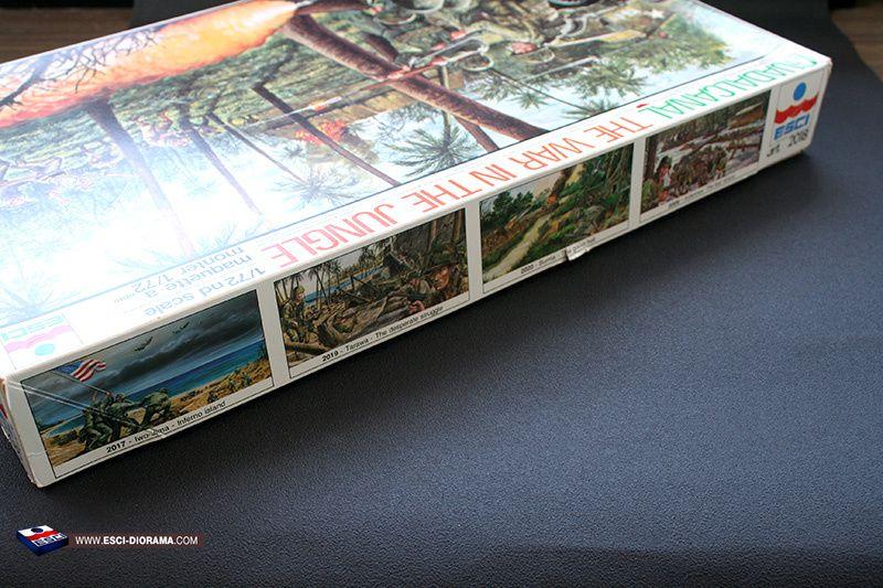 Album - Esci 2018 - Guadalcanal - the war in the jungle
